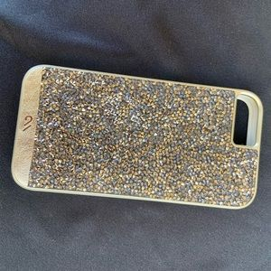 IPhone Case Mate Sparkly Case
